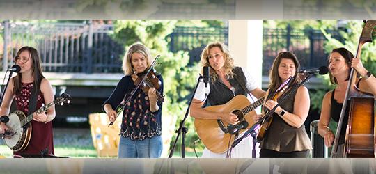 Artist Lineup: Kingman Island Bluegrass Festival